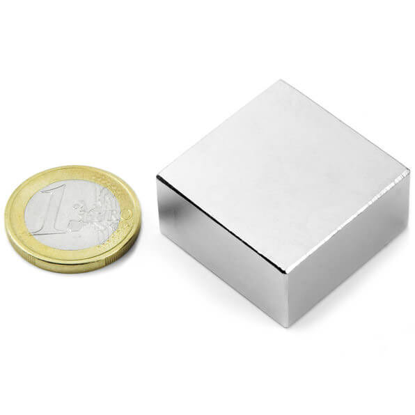 Image of Blokmagnet 30x30x15 mm
