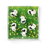Magnets Black & White Cows 6 pcs