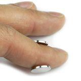 Neodym disc magnet, 10x1 mm