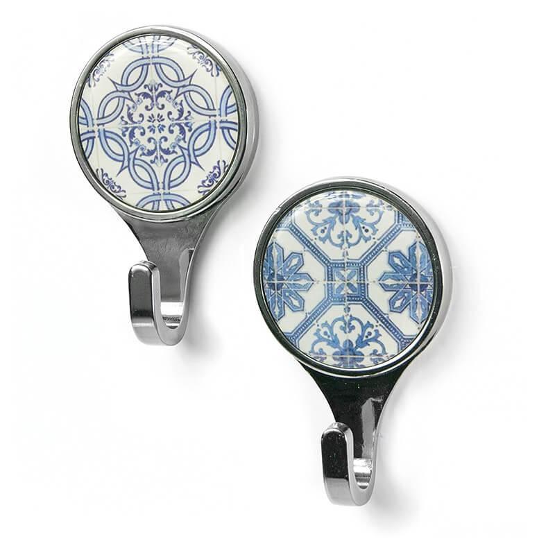 Billede af Magnetiske kroge Azulejos 2 styk