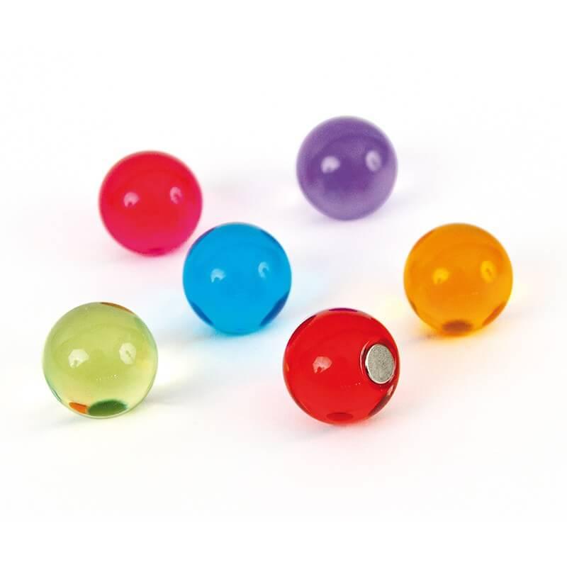 Billede af Magneter Bolla 6 styk