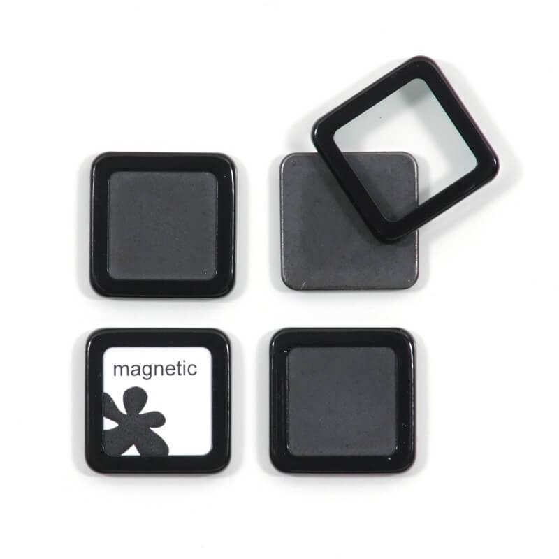 Image of   Magnetiske rammer Classic 4 styk