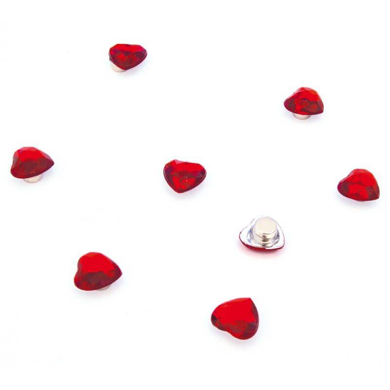 Billede af Små Hjerter 8 styk