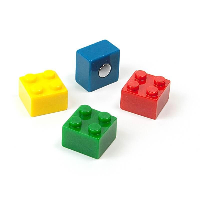 Image of   Magneter Bricks 4 styk