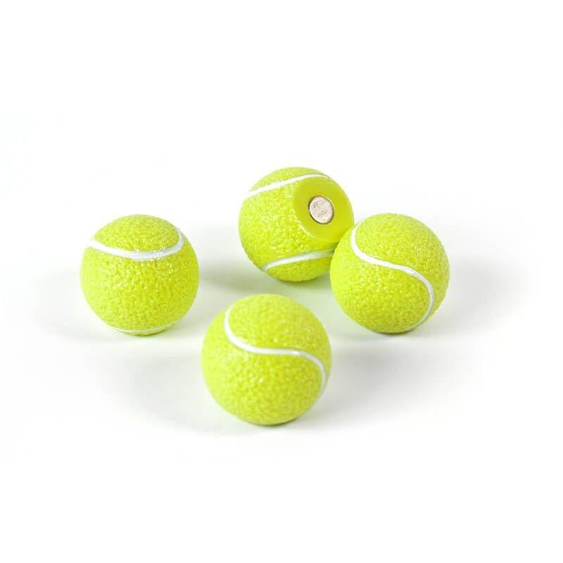Image of   Magnetiske Tennisbolde 4 styk