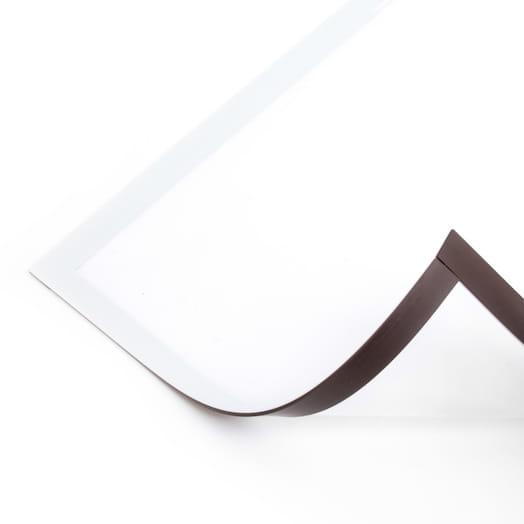 Magnetisk ramme hvid, A4