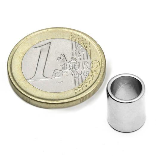 Ringmagnet Ø 9/7 mm, H 11 mm